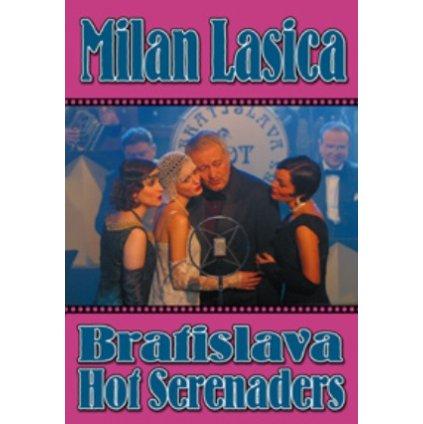 VINYLO.SK | LASICA MILAN / BHS ♫ V ŠTÚDIU L+S [DVD] 8588002302169