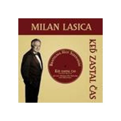 VINYLO.SK   LASICA MILAN / BHS ♫ KEĎ ZASTAL ČAS [CD] 8588004829152