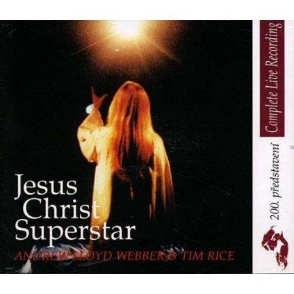 RÔZNI INTERPRETI ♫ JESUS CHRIST SUPERSTAR / LIVE [2CD]