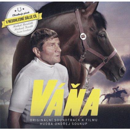 OST ♫ Váňa (Originální Soundtrack K Filmu) [CD]