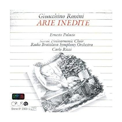 ROSSINI, GIOACHINO ♫ ARIE INEDITE [CD]