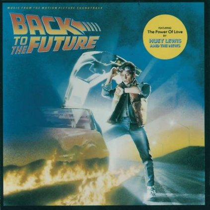 VINYLO.SK | OST ♫ BACK TO THE FUTURE [CD] 0008810328529