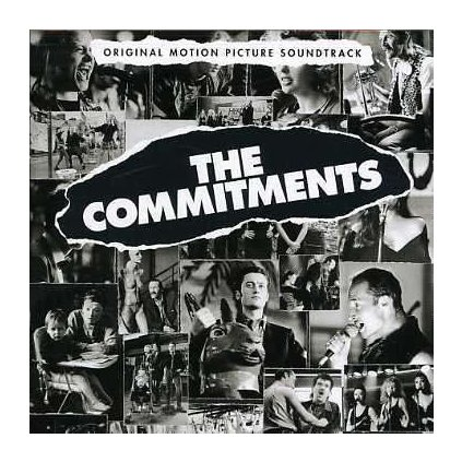 VINYLO.SK   OST ♫ THE COMMITMENTS [CD] 0008811028626