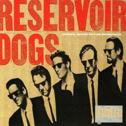 VINYLO.SK | OST ♫ RESERVOIR DOGS (ORIGINAL MOTION PICTURE SOUNDTRACK) [CD] 0008811054120