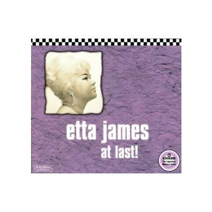 VINYLO.SK | JAMES, ETTA ♫ AT LAST [CD] 0008811201722