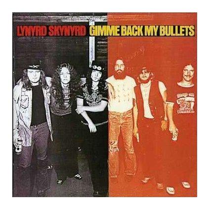 VINYLO.SK | LYNYRD SKYNYRD ♫ GIMME BACK MY BULLETS [CD] 0008811202323