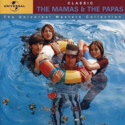 VINYLO.SK | MAMAS & PAPAS ♫ UNIVERSAL MASTER COLLECTION [CD] 0008811217525