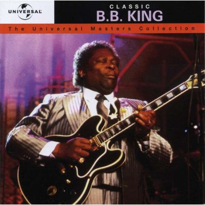 VINYLO.SK | KING, B.B ♫ UNIVERSAL MASTER COLLECTION [CD] 0008811226022