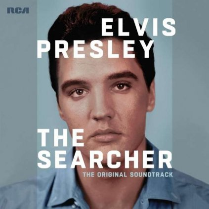 VINYLO.SK | PRESLEY, ELVIS - THE SEARCHER: THE ORIGINAL SOUNDTRACK [CD]
