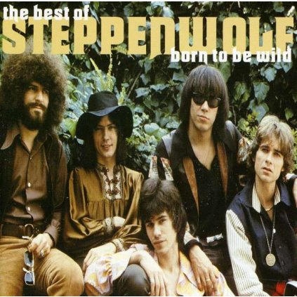 VINYLO.SK | STEPPENWOLF ♫ THE VERY BEST OF STEPPENWOLF - BORN TO BE WILD [CD] 0008811938628
