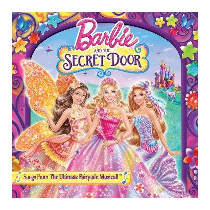 VINYLO.SK | OST ♫ BARBIE & THE SECRET DOOR [CD] 0018771815020