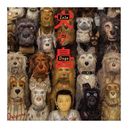 VINYLO.SK | OST ♫ ISLE OF DOGS (ORIGINAL SOUNDTRACK) [CD] 0018771849322
