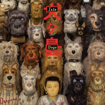 VINYLO.SK   OST ♫ ISLE OF DOGS (ORIGINAL SOUNDTRACK) [LP] 0018771849414