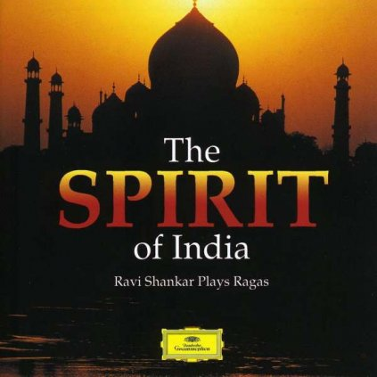 VINYLO.SK | SHANKAR RAVI ♫ THE SPIRIT OF INDIA [CD] 0028944753226