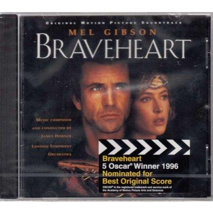 VINYLO.SK | OST ♫ BRAVEHEART / STATEČNÉ SRDCE 1 [CD] 0028944829525