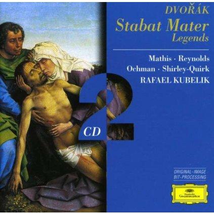 VINYLO.SK | KUBELIK / REYNOLDS / MATHIS / AJ ♫ STABAT MATER / LEGENDY [2CD] 0028945302522
