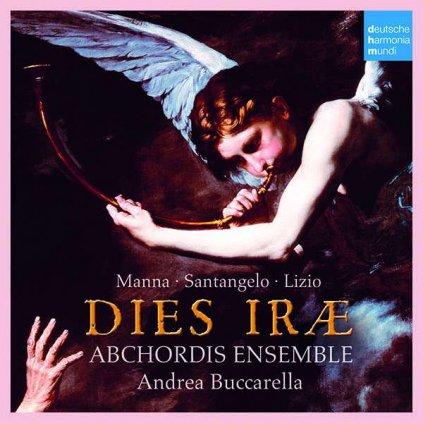 VINYLO.SK | ABCHORDIS ENSEMBLE - DIES IRAE - SACRED & INSTRUMENTAL ITALIAN MUSIC FROM THE 18TH CENTURY [CD]