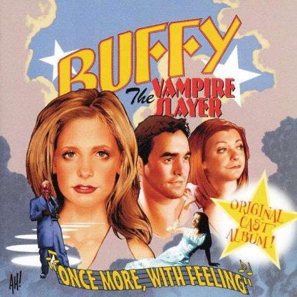 VINYLO.SK | OST ♫ BUFFY,THE VAMPERE SLAYER [CD] 0028947359920