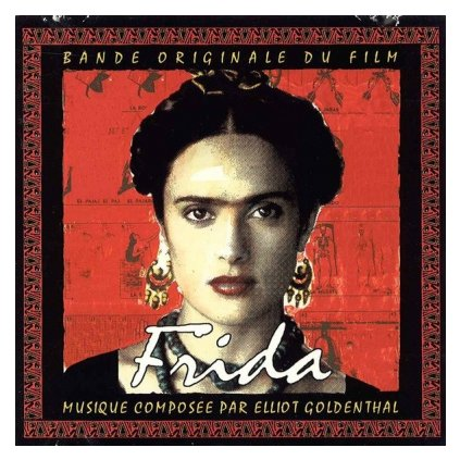 VINYLO.SK   OST ♫ FRIDA - MUSIC FROM THE MOTION PICTURE SOUNDTRACK [CD] 0028947415022