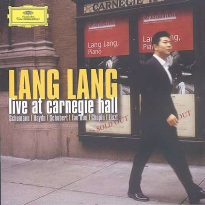 VINYLO.SK | LANG LANG ♫ LIVE AT CARNEGIE HALL [2CD] 0028947482024