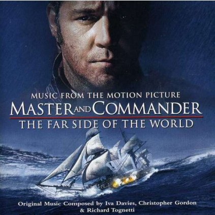 VINYLO.SK | OST ♫ MASTER AND COMMANDER [CD] 0028947539827