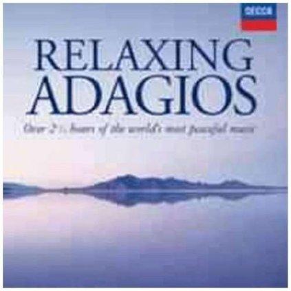 VINYLO.SK | Rôzni interpreti ♫ RELAXING ADAGIOS [2CD] 0028947574958