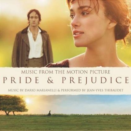 VINYLO.SK | OST ♫ PRIDE & PREJUDICE [CD] 0028947630883