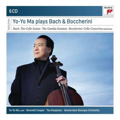 VINYLO.SK | MA, YO-YO - PLAYS BACH & BOCCHERINI [6CD]