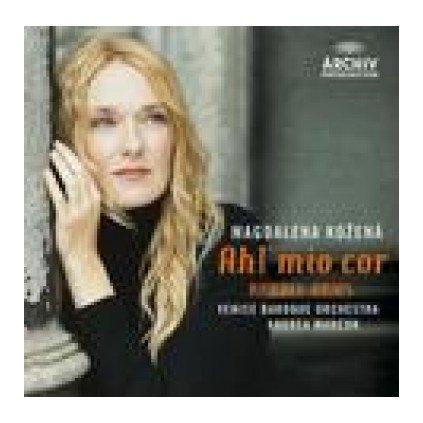 VINYLO.SK | KOŽENÁ / VBO / MARCON ♫ ARIAS [CD] 0028947765479