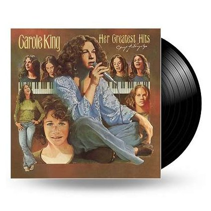 VINYLO.SK | KING, CAROLE - HER GREATEST HITS / HQ [LP]