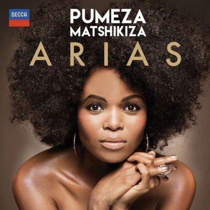 VINYLO.SK | MATSHIKIZA PUMEZA ♫ ARIAS [CD] 0028947889649