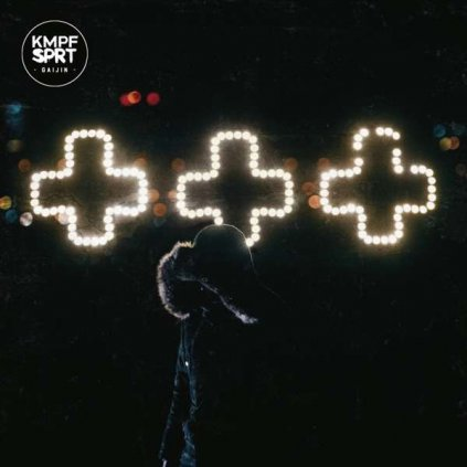 VINYLO.SK   KMPFSPRT - GAIJIN / GAT [LP + CD]