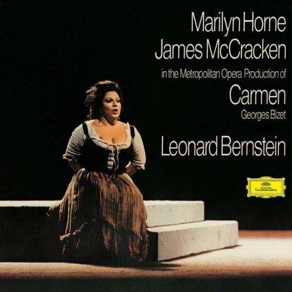 VINYLO.SK   BERNSTEIN LEONARD ♫ CARMEN [4CD] 0028948351916