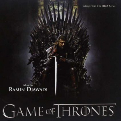 VINYLO.SK | DJAWADI RAMIN ♫ GAME OF THRONES (MUSIC FROM THE HBO SERIES) [CD] 0030206709780