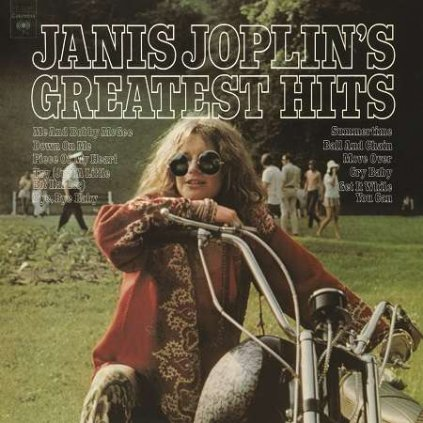 VINYLO.SK | JOPLIN, JANIS - GREATEST HITS [LP]