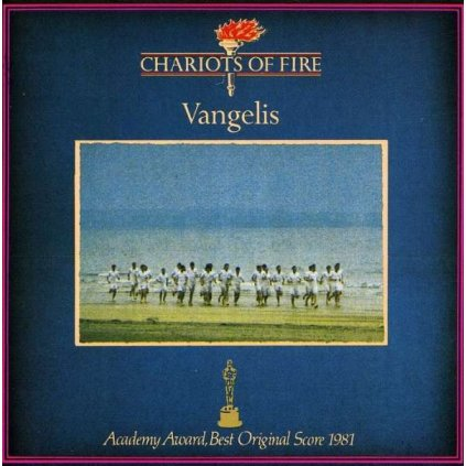 VINYLO.SK   VANGELIS ♫ CHARIOTS OF FIRE [CD] 0042280002022