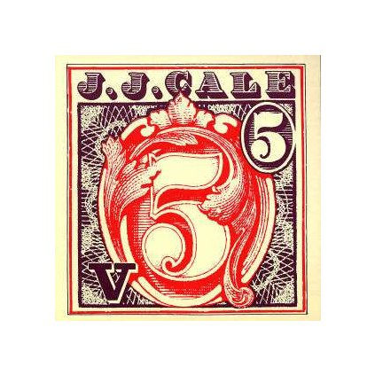 VINYLO.SK | CALE, J.J. ♫ FIVE [CD] 0042281031328