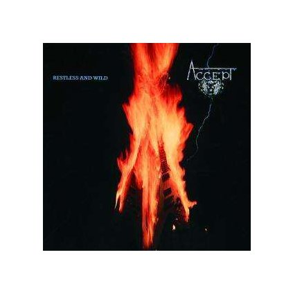 VINYLO.SK   ACCEPT ♫ RESTLESS AND WILD [CD] 0042281098727