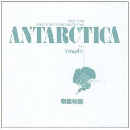 VINYLO.SK | VANGELIS ♫ ANTARCTICA [CD] 0042281573224