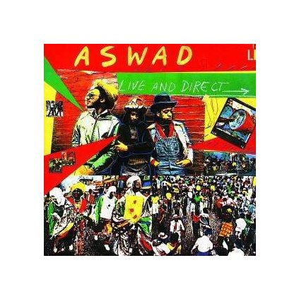 VINYLO.SK | ASWAD ♫ LIVE AND DIRECT [CD] 0042281804021