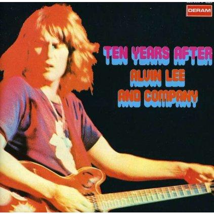 VINYLO.SK | TEN YEARS AFTER ♫ ALVIN LEE & COMPANY [CD] 0042282056627