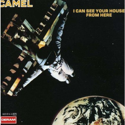 VINYLO.SK | CAMEL ♫ I CAN SEE YOUR HOUSE FROM HERE [CD] 0042282061423