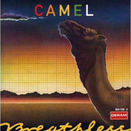 VINYLO.SK | CAMEL ♫ BREATHLESS [CD] 0042282072627