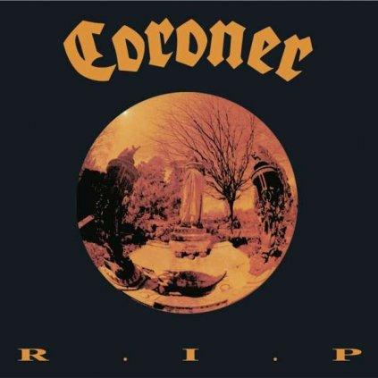 VINYLO.SK | CORONER - R.I.P. [CD]