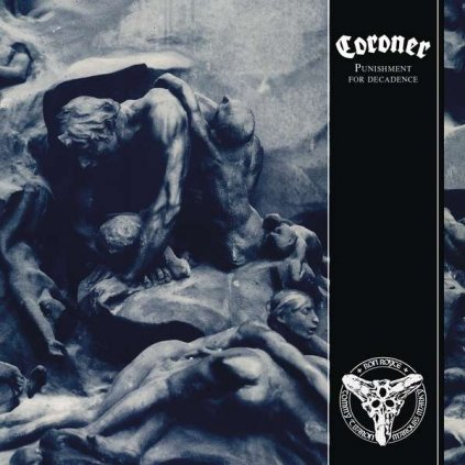 VINYLO.SK | CORONER - PUNISHMENT FOR DECADENCE [LP]