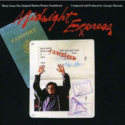 VINYLO.SK | OST ♫ MIDNIGHT EXPRESS [CD] 0042282420626