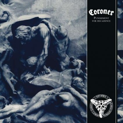 VINYLO.SK | CORONER - PUNISHMENT FOR DECADENCE [CD]