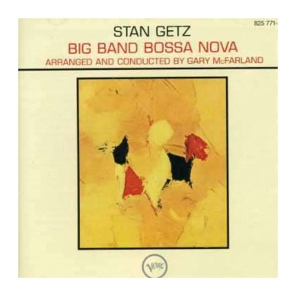 VINYLO.SK   GETZ, STAN ♫ BIG BAND BOSSA NOVA [CD] 0042282577122