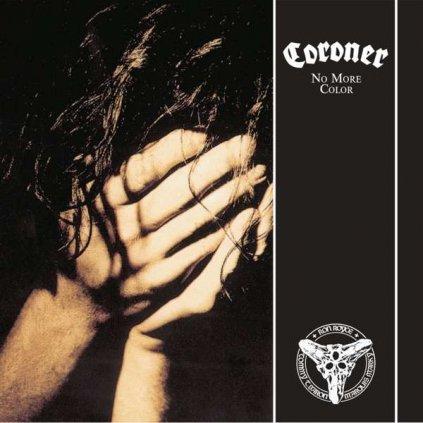 VINYLO.SK | CORONER - NO MORE COLOR [CD]