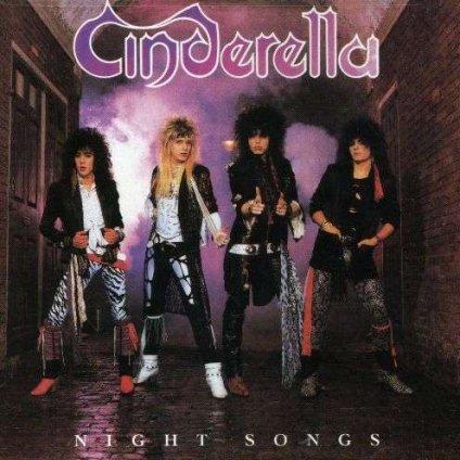 VINYLO.SK | CINDERELLA ♫ NIGHT SONGS [CD] 0042283007628